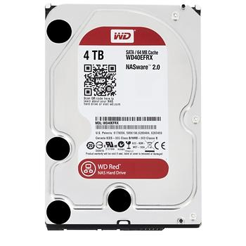 Western Digital 4TB Red IntelliPower 64Mb Sata3