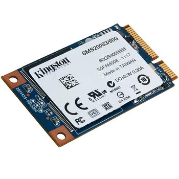 Kingston mSata 60GB SSD Disk SMS200S3/60G