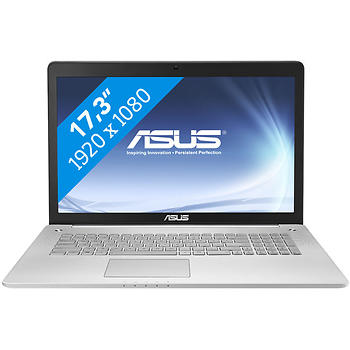 Asus N750JK-T4109H Notebook