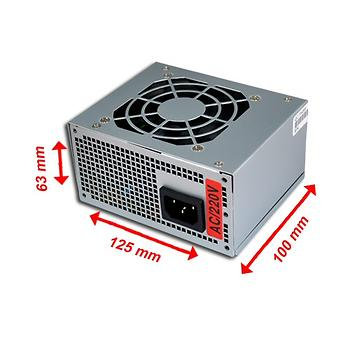 Redrock 230W Slim Micro ATX Power Supply