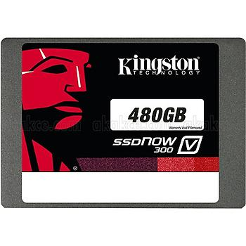 Kingston 480GB V300 SSD Disk Sata 3 SV300S37A/480