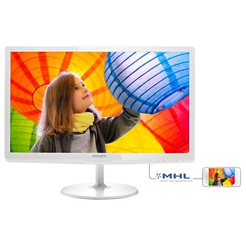 Philips 21.5 227E6QDSW-00 Led Monitör 5ms Beyaz