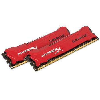 Kingston Savage Hyperx 16GB 2x8GB 1600MHz DDR3