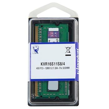 Kingston Notebook Ram 4GB 1600MHz DDR3