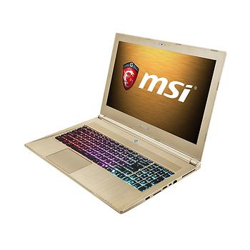 Msý GS60 2QE Ghost Pro 4K Gold Edition Notebook